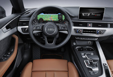 Audi A5 Sportback - 3.0 TDi 160kW S tronic quattro S Line (2017)