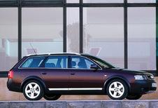 Audi A6 Allroad Quattro - 2.5 V6 TDI 163 Quattro (2000)