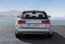 Audi A6 Avant - 2.0 TDI 130kW Multitronic S line (2014)