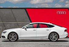 Audi A7 Sportback - 3.0 TDi 235kW Tiptronic quattro S line (2017)