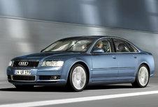 Audi A8 - 4.0 V8 TDI Quattro Tiptronic (2002)