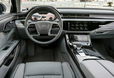 Audi A8 - 50 TDi quattro (2020)