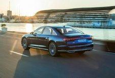 Audi A8 - 50 TDi quattro (2021)