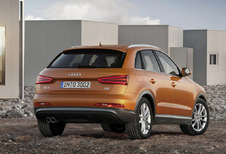 Audi Q3 - 2.0 TFSi 155kW S tronic quattro (2014)