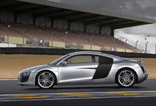 Audi R8 Spyder - 5.2 V10 Quattro (2006)