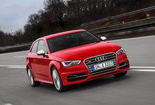 Audi S3 3p - 2.0 TFSI 228kW S tronic quattro (2017)