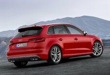 Audi S3 5p - 2.0 TFSI 221kW S tronic quattro (2019)