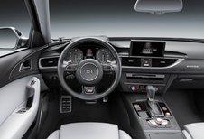 Audi S6 Avant - 4.0 TFSi 331kW S tronic quattro (2017)