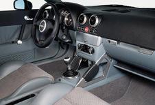 Audi TT Coupé - 1.8 T 180 Attraction (1998)