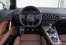 Audi TT Coupé - 1.8 TFSI 132kW S Line (2016)