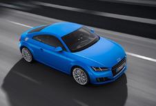 Audi TT Coupé - 2.0 TDI Ultra 135kW S line (2016)