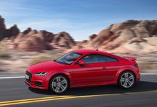 Audi TT Coupé - 45 TFSI (2021)