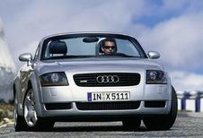 Audi TT Roadster - 1.8T 150 (1999)