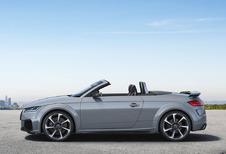 Audi TT Roadster - 2.0 TFSI S tronic quattro TTS (2022)