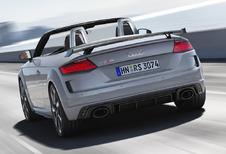 Audi TT Roadster - 2.0 TFSI S tronic quattro TTS (2019)