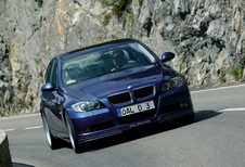 Bmw Alpina D3 Berline - D3 (2005)