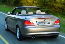 BMW Série 1 Cabriolet - 120d 163 (2008)