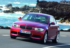 BMW Série 1 Coupé - 118d 136 (2007)
