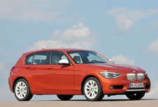 BMW 1 Reeks Hatch - 116d EfficientsDynamics Ed. (2011)
