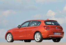 BMW Série 1 Hatch - 116d EfficientsDynamics Ed. (2011)
