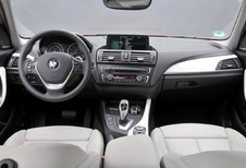 BMW 1 Reeks Hatch - 118d 136 (2011)