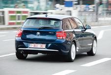 BMW 1 Reeks Hatch - 116i Checkered Flag (100 kW) (2014)