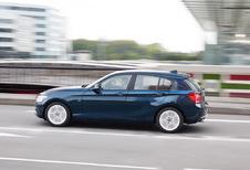 BMW Série 1 Hatch - 116d Checkered Flag (85 kW) (2014)
