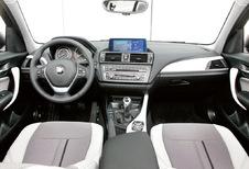 BMW Série 1 Hatch - 116i Checkered Flag (100 kW) (2014)