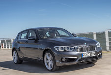 BMW Série 1 Hatch - 116d EfficientDynamics Edition (85 kW) (2015)