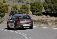 BMW Série 1 Sportshatch - M135i xDrive (2012)
