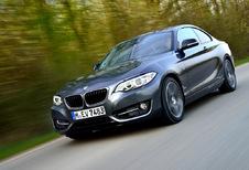 BMW Série 2 - 218d 143 (2014)