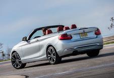 BMW 2 Reeks Cabrio - 220i (135 kW) (2016)