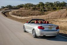 BMW Série 2 Cabrio - 220i (135 kW) (2016)