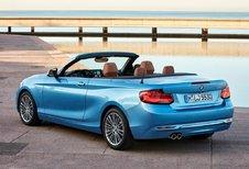 BMW Série 2 Cabrio - 220d (140 kW) (2020)