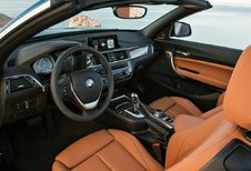 BMW 2 Reeks Cabrio - 220d (140 kW) (2020)