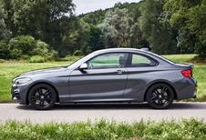 BMW Série 2 Coupé - 218d (110 kW) (2020)