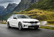 BMW 3 Reeks Berline - 318d (100 kW) (2021)