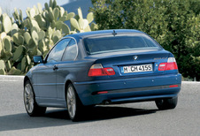 BMW 3 Reeks Cabrio - 320Cd  (1999)