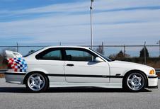 BMW 3 Reeks Coupé - 318tds (1993)