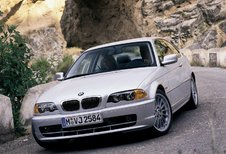 BMW 3 Reeks Coupé - 318ti  (2001)