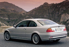 BMW 3 Reeks Coupé - 318td  (2001)