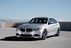 BMW 3 Reeks Gran Turismo - 318d 136 (2013)