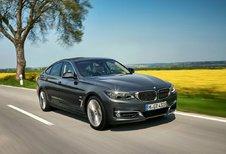 BMW Série 3 Gran Turismo - 318d (100 kW) (2019)
