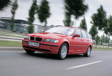BMW Série 3 Touring - 320d (150cv) Steptronic (1999)