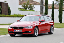 BMW 3 Reeks Touring - 320d 163 (2012)