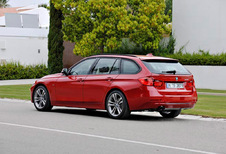 BMW 3 Reeks Touring - 318d 136 (2012)