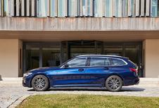 BMW Série 3 Touring - 318d (110 kW) (2020)