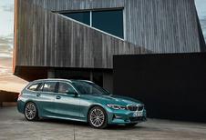 BMW Série 3 Touring - 320d (140 kW) (2021)