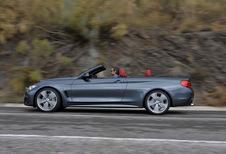 BMW 4 Reeks Cabrio - 420d 184 (2014)