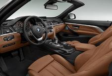 BMW Série 4 Cabrio - 420d 184 (2014)